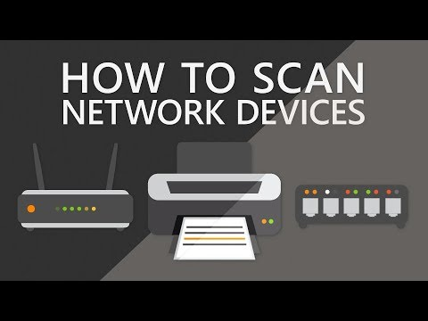 How to Find all Devices on Network | Network Scanner