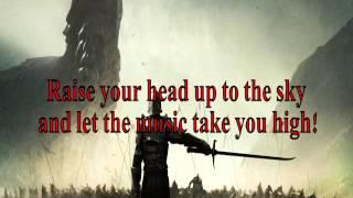 Iron Savior-Heavy Metal Never Dies! (lyrics)