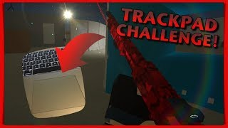 TRACKPAD CHALLENGE! *HARD* - Roblox: Phantom Forces