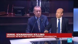 """Khashoggi killing: """"We didn't really hear the 'naked truth'"""""""