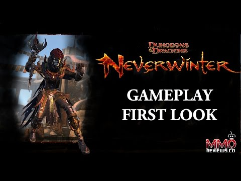 Neverwinter Gameplay 2015 First Look | Free to Play Action MMORPG
