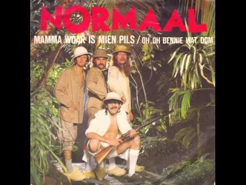 Normaal - Mama Woar Is Mien Pils
