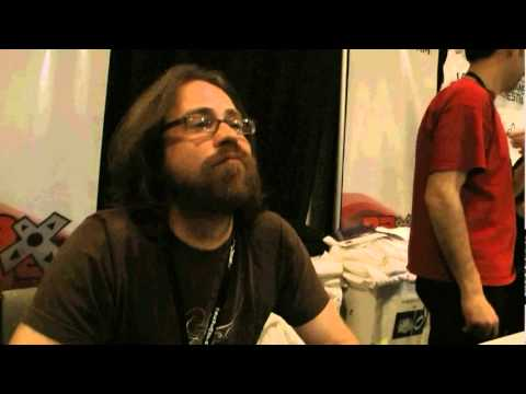 PAX East 2010 Community DVD Voigt-Kampff test - Jonathan Coulton
