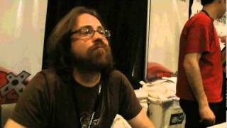 PAX East 2010 Community DVD Voigt-Kampff test - Jonathan Coulton