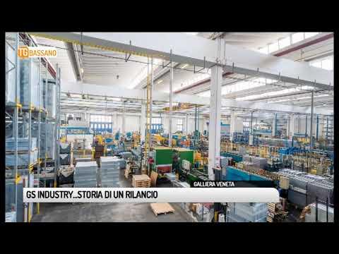 Gs Scaffalature Engineering.Tg Bassano 17 07 2018 Gs Industry Storia Di Un Rilancio
