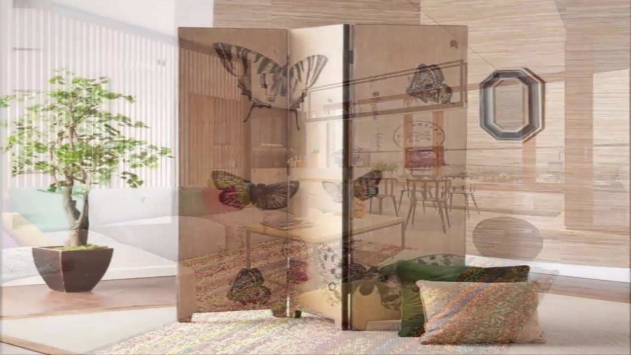 30 Awesome Room Divider Ideas|Room Partition Designs - YouTube