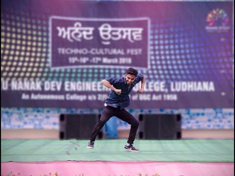 Teri Aakhya ka yo kajal || It's all about you || Dance performance || GNE College Fest