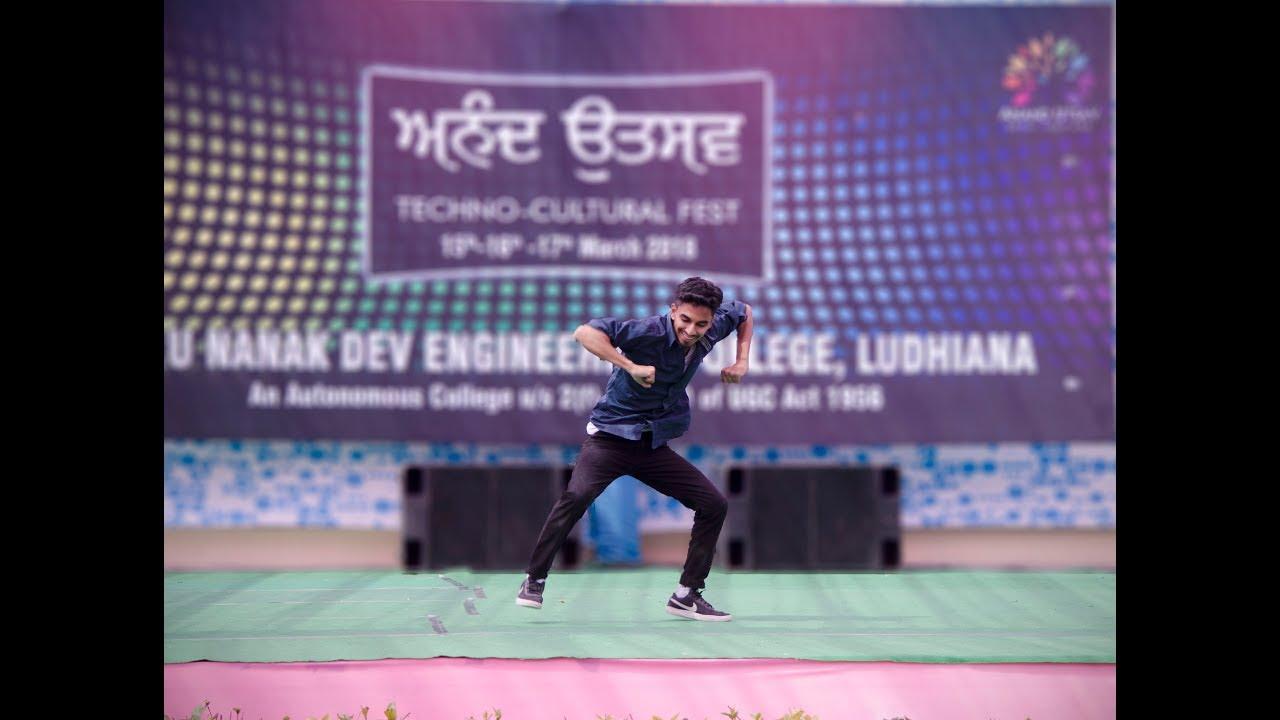 Download Teri Aakhya ka yo kajal || It's all about you || Dance performance || GNE College Fest