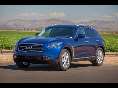 Infiniti Qx70 2017 Car Review