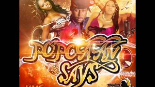 DJ FearLess - Popcaan Says Mixtape