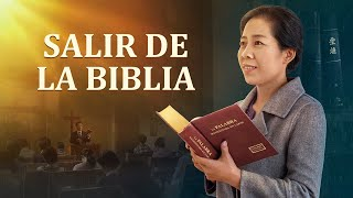 "Película cristiana en español | ""Salir de la Biblia"" Revelar el misterio de la Biblia"
