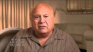 Danny DeVito on playing Taxi's Louie De Palma - EMMYTVLEGENDS.ORG