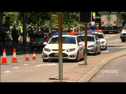 Police Terror Threat | 9 News Adelaide