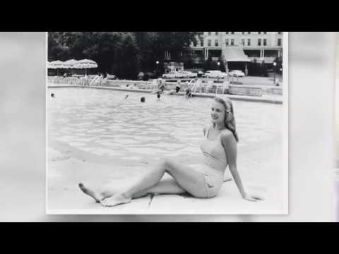 1950's Bathing Beauty at French Lick Resort