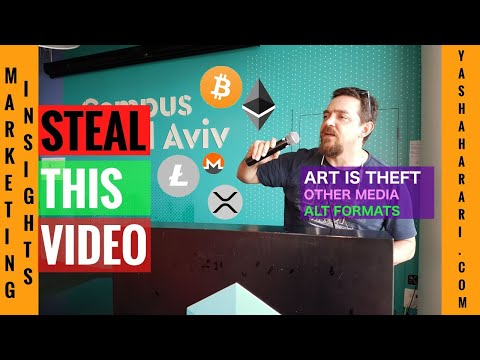 Steal This Video - Crypto Marketer Clarifies
