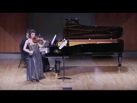 Performance Forum, Sonata No. 2 for Violin and Piano in D Major, Op. 94bis