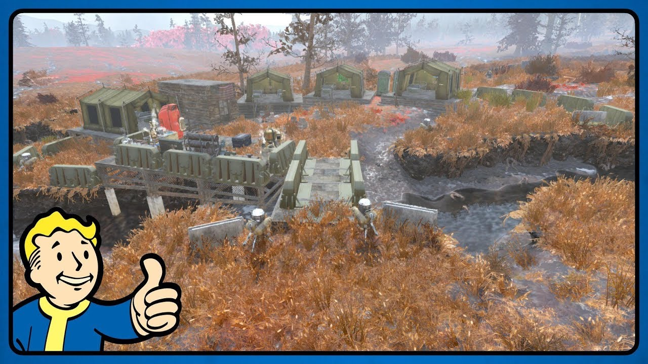 Fallout 76 | My Camp for April 2019 | Fallout 76 Wiki