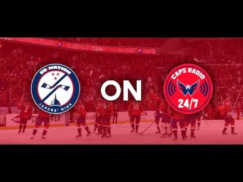 Japers' Rink on Caps Radio 24/7: Looking Back at Game 1 and Ahead to Game 2 of Round 2