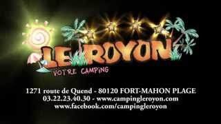 Camping Le Royon****