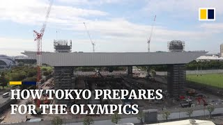 Watch Tokyo Prepare For The 2020 Summer Olympics