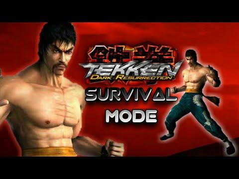TEKKEN - marshall law survival mode #Tekken5 #marshalllaw - 동영상