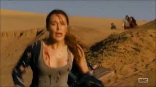 FTWD - Nick & Alicia Brother/Sister Moments (Season 2)