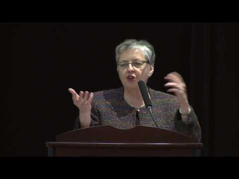 """2015 Triennial Dialogue """"To Repair the World: How Does Religion Help or Hinder"""" Cynthia Campbell"""