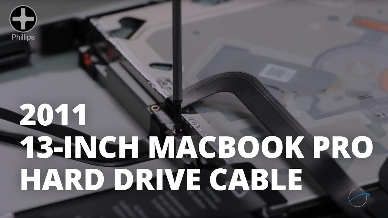 How to Upgrade MacBook Pro Hard Drive (Unibody, 2009-2012