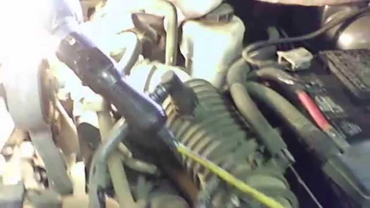 Running Rough Misfire Codes Ford Freestyle 30l V6 2005 2006 Map Escape Wiring Harness Sensor Problem In Egr Valve Youtube