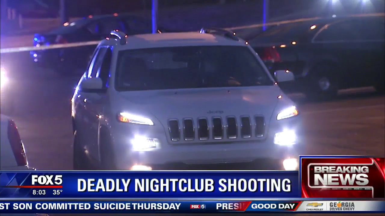 Man killed by security guard at DeKalb nightclub