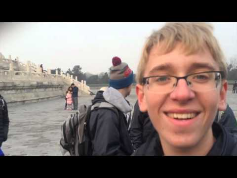 Mazenod College China Trip 2015