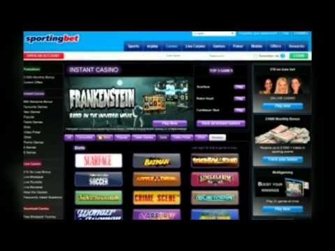 Video Casino sportingbet
