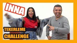 INNA & MERT HAKAN TEKERLEME CHALLENGE Video