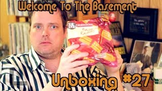 British Bacon Snack! - Unboxing (Welcome To The Basement)