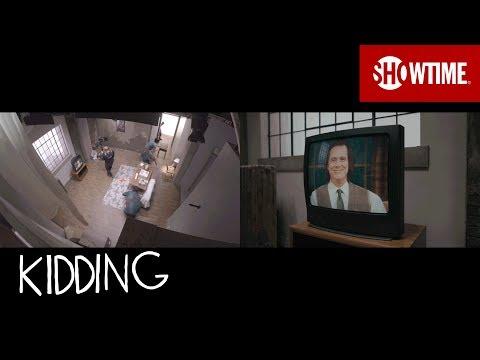 'Shooting Shaina's Sequence' BTS of Ep. 3 | Kidding | Season 1 planos secuencia en series