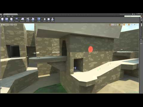 Unreal Tournament: Level Design with Nick D, the New UT Logo!