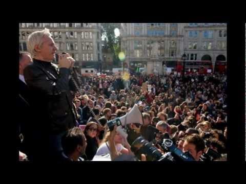 NIN Closer - Julian Assange Appreciation