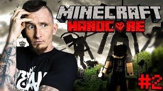 SAMI TEGO CHCIELIŚCIE... (Minecraft: Hardcore #2)