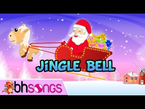 Jingle Bells Lyrics    Jingle Bells Song for Children   Christmas Song