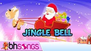 Jingle Bells with lyrics - Christmas Songs & Kids Nursery Rhymes by EFlashApps