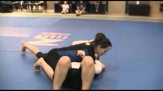 Grappling (No Gi) - Armbar from Side Control