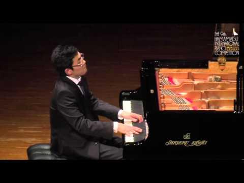 Kenji Miura plays Rachmaninoff prelude in G minor, Op.23 No.5