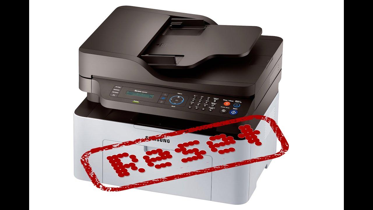 Reset Samsung SL M2071 XIP W/F/F/FW chip MLT-D111