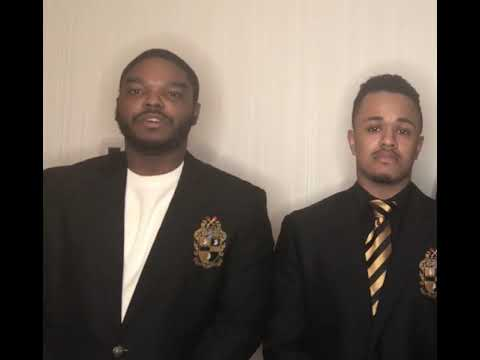 Chapter Endorsement - GAMMA NU (Advancing AS ONE)