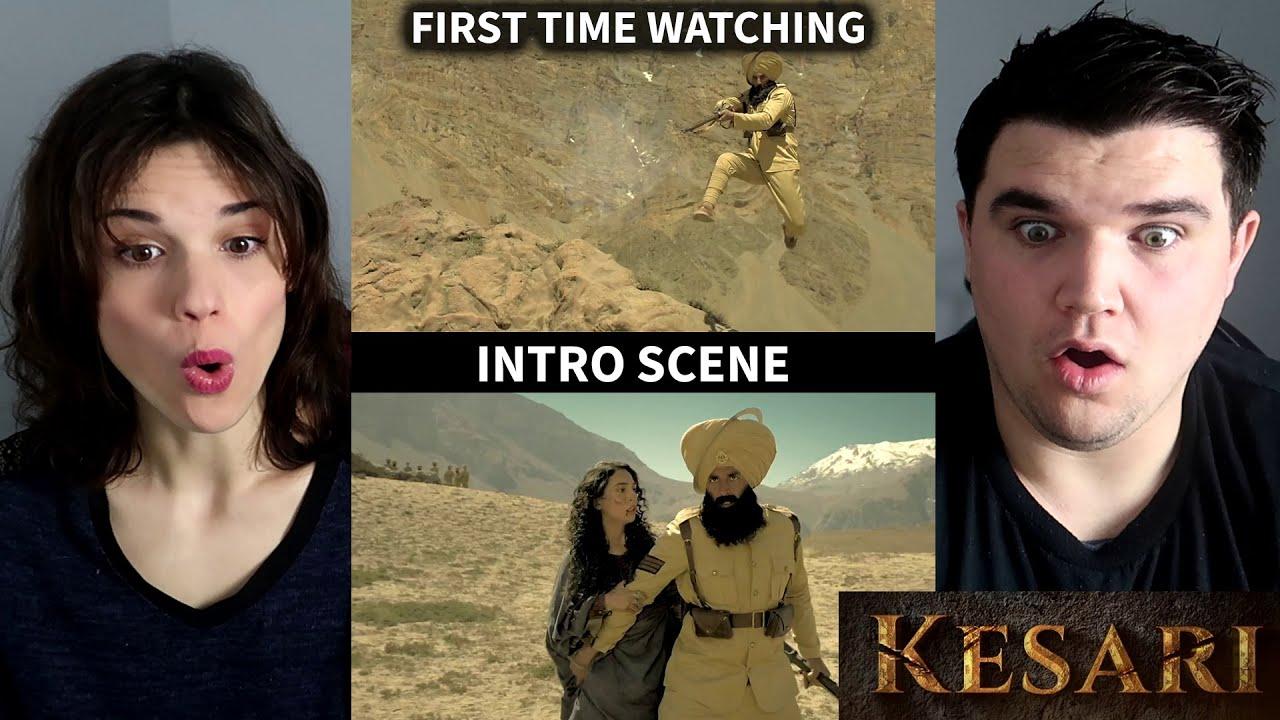 Download KESARI - Best Intro Fight Scene! | Akshay Kumar | Parineeti Chopra | Anurag Singh