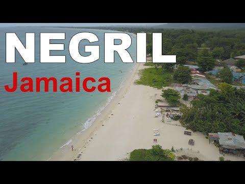 Negril, Jamaica, Caribbean Beach 2017