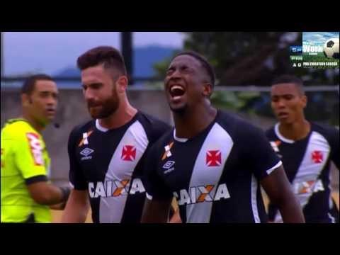 Bragantino 1 x 2 Vasco, Melhores Momentos, Brasileirão 2016