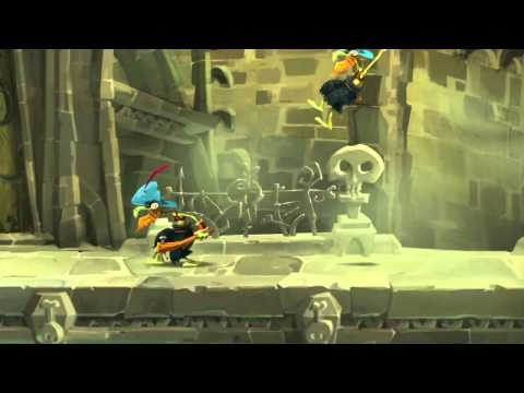 Rayman Legends - pre-gamescom Teaser Trailer