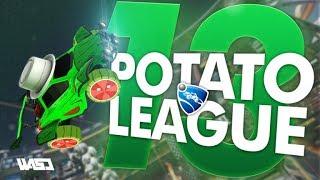 POTATO LEAGUE #13 | Rocket League Funny Moments & Fails