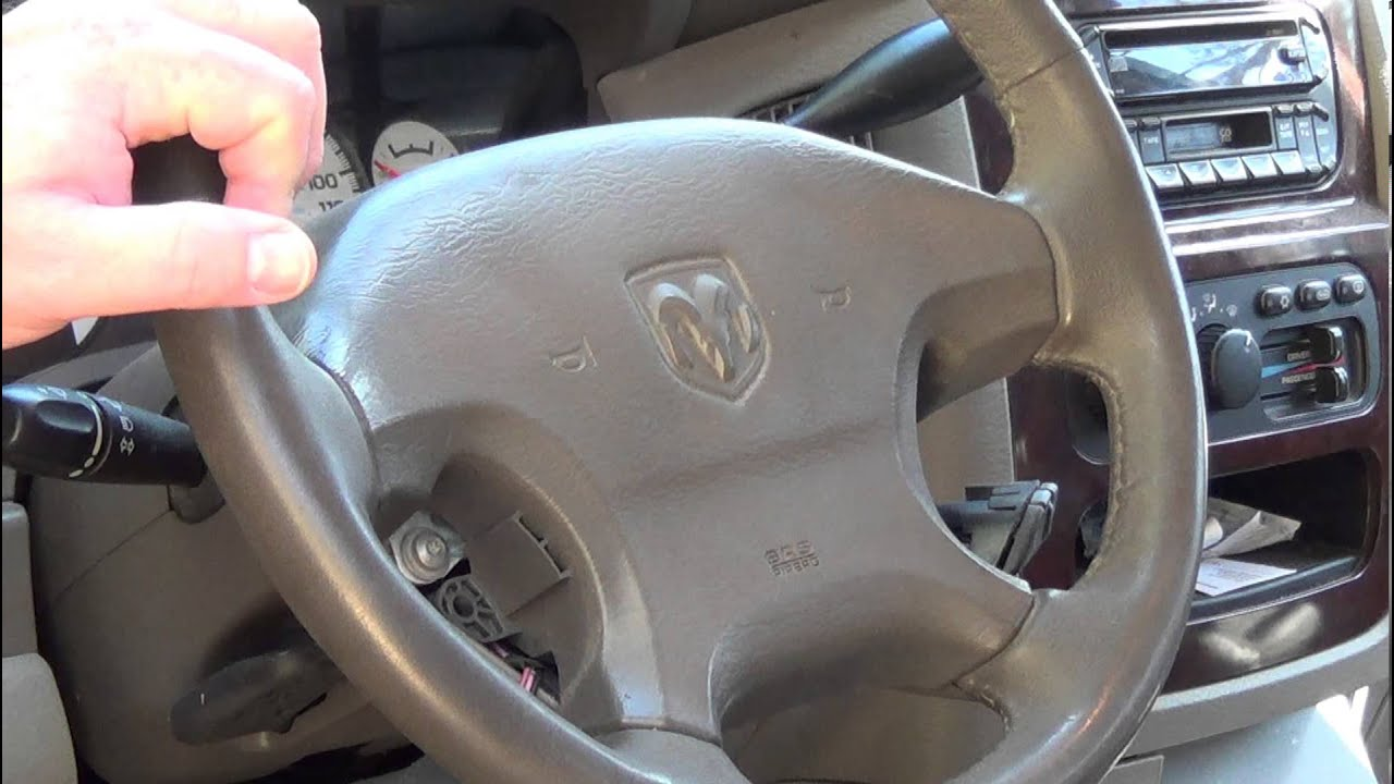 maxresdefault how to replace your cruise control switch on a dodge ram 1500  at nearapp.co